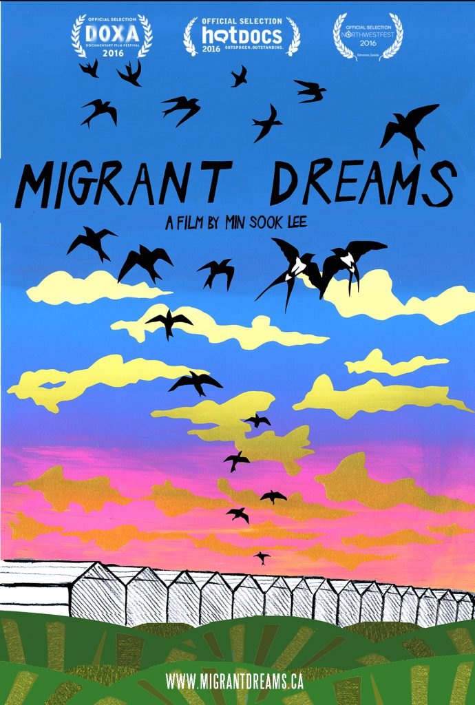 Migrant Dreams Min Sook Lee Evelyn Encalada Lisa Valencia Canada TFWP