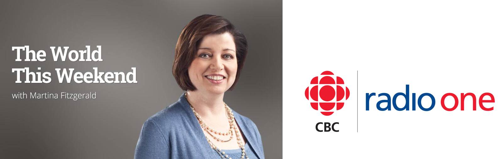 The World This Weekend CBC Radio 1